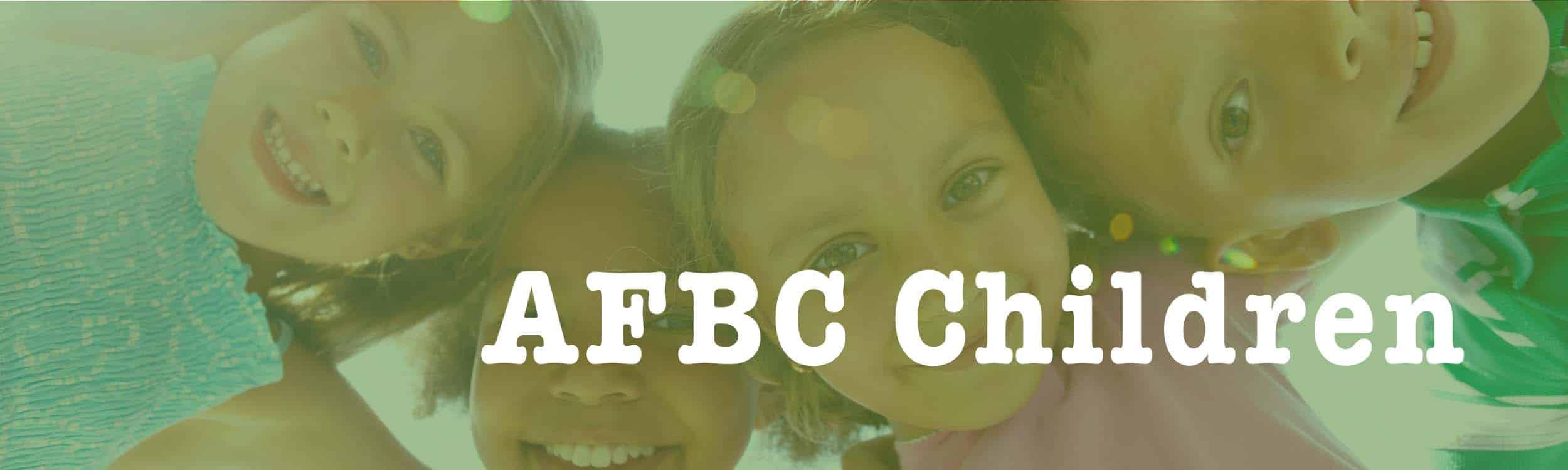 Aberdeen First Baptist Church | Children's Ministry