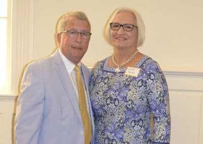Aberdeen First Baptist | Mayor Robbie & Laura Farrell