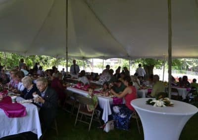 Aberdeen First Baptist 125th Luncheon on the Lawn