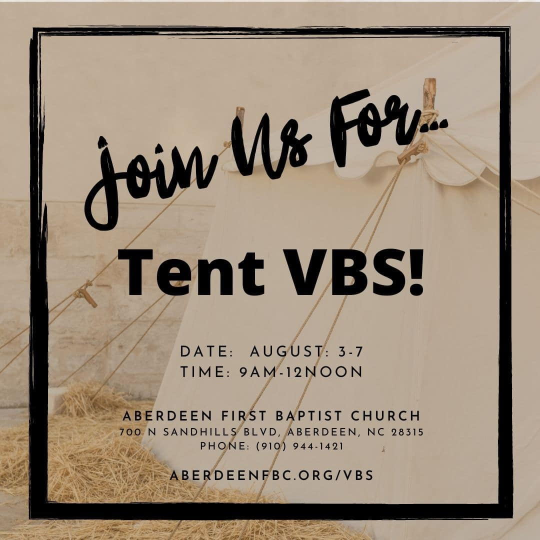 Aberdeen First Baptist | Vacation Bible School 2020