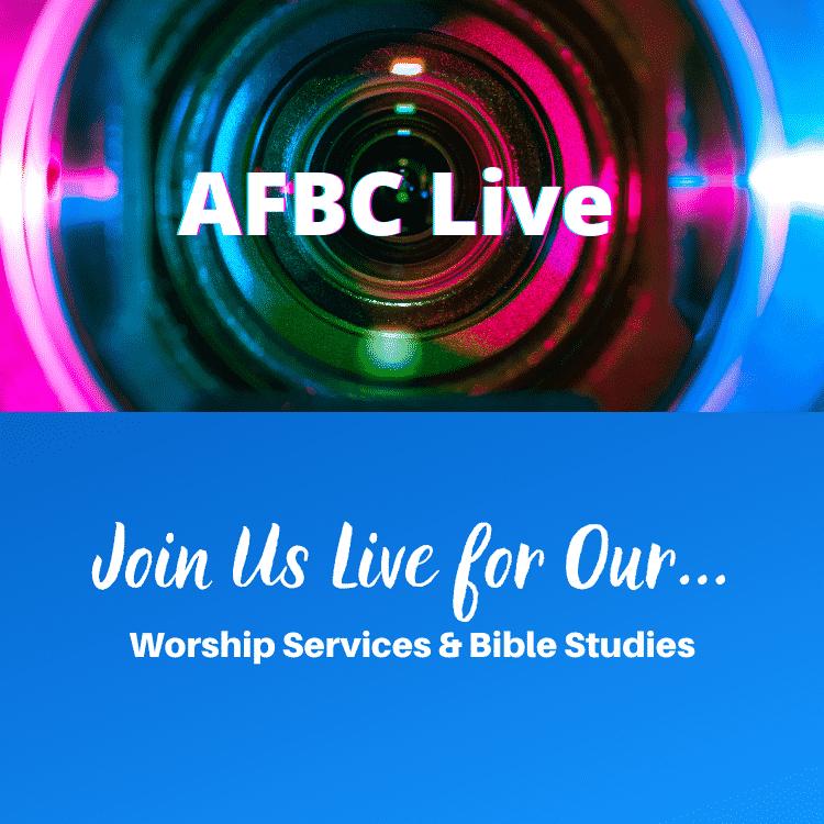 Aberdeen First Baptist Church Live Stream
