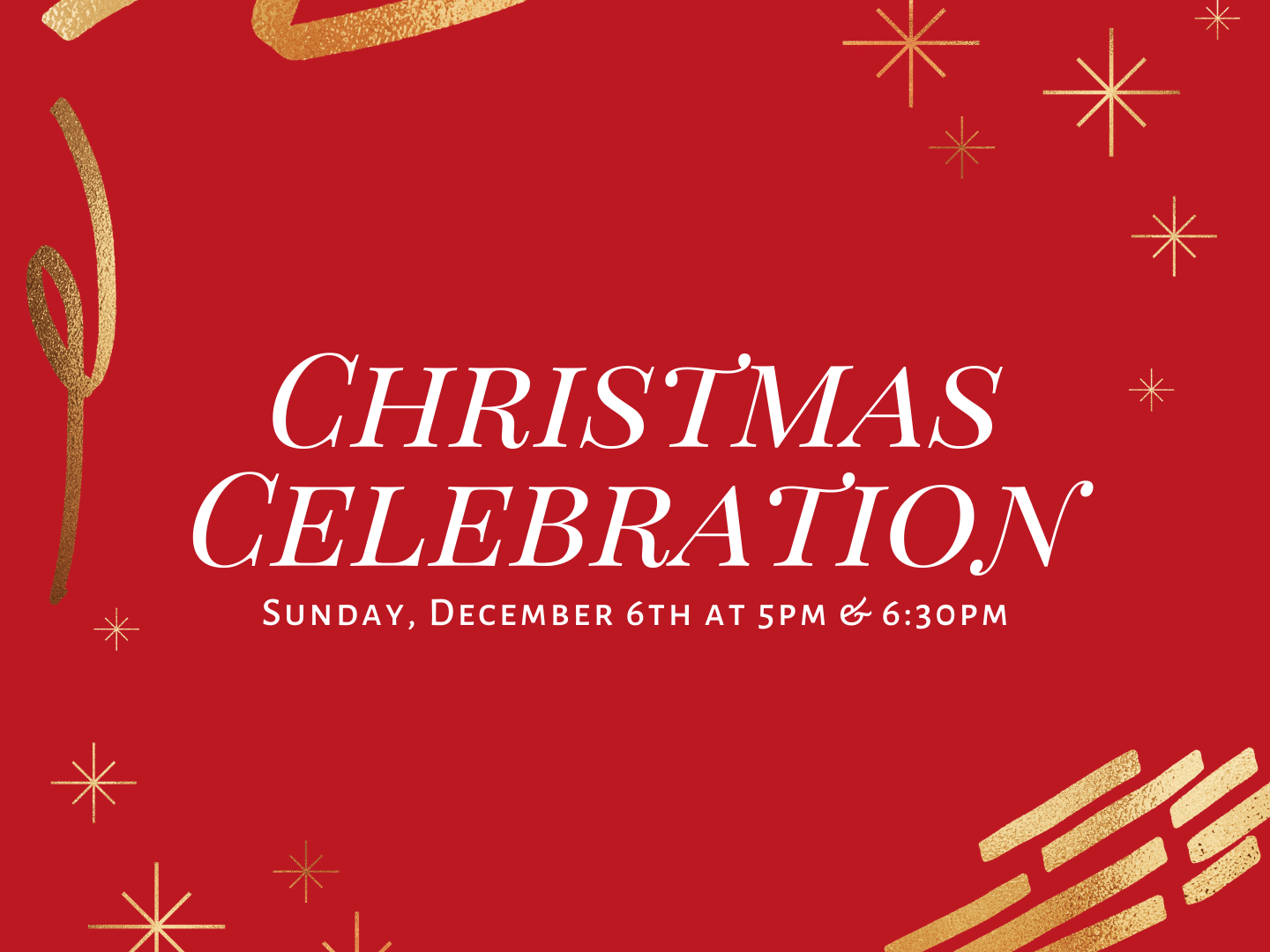 Christmas Celebration | Aberdeen First Baptist Church