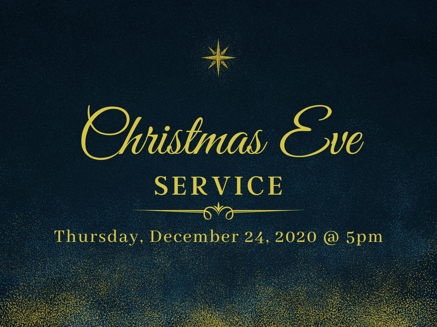 Christmas Eve Service | Aberdeen First Baptist Church