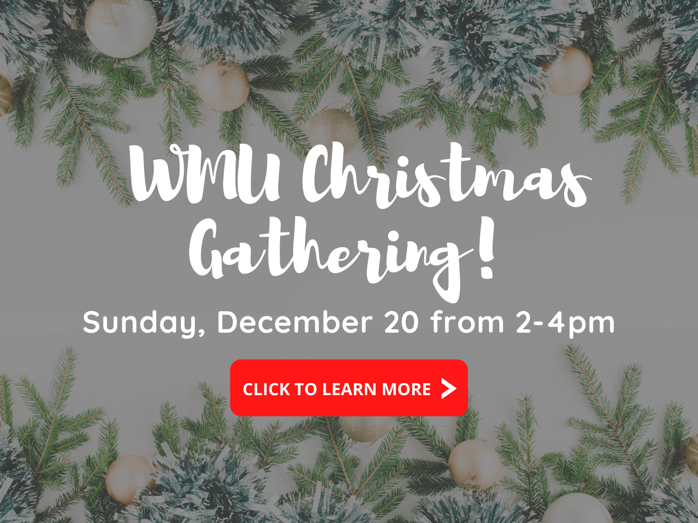 WMU Christmas Gathering | Aberdeen First Baptist Church