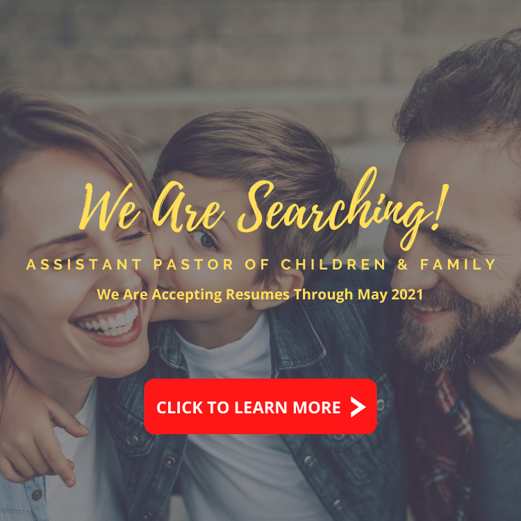 Children's Pastor Position - Aberdeen First Baptist Church