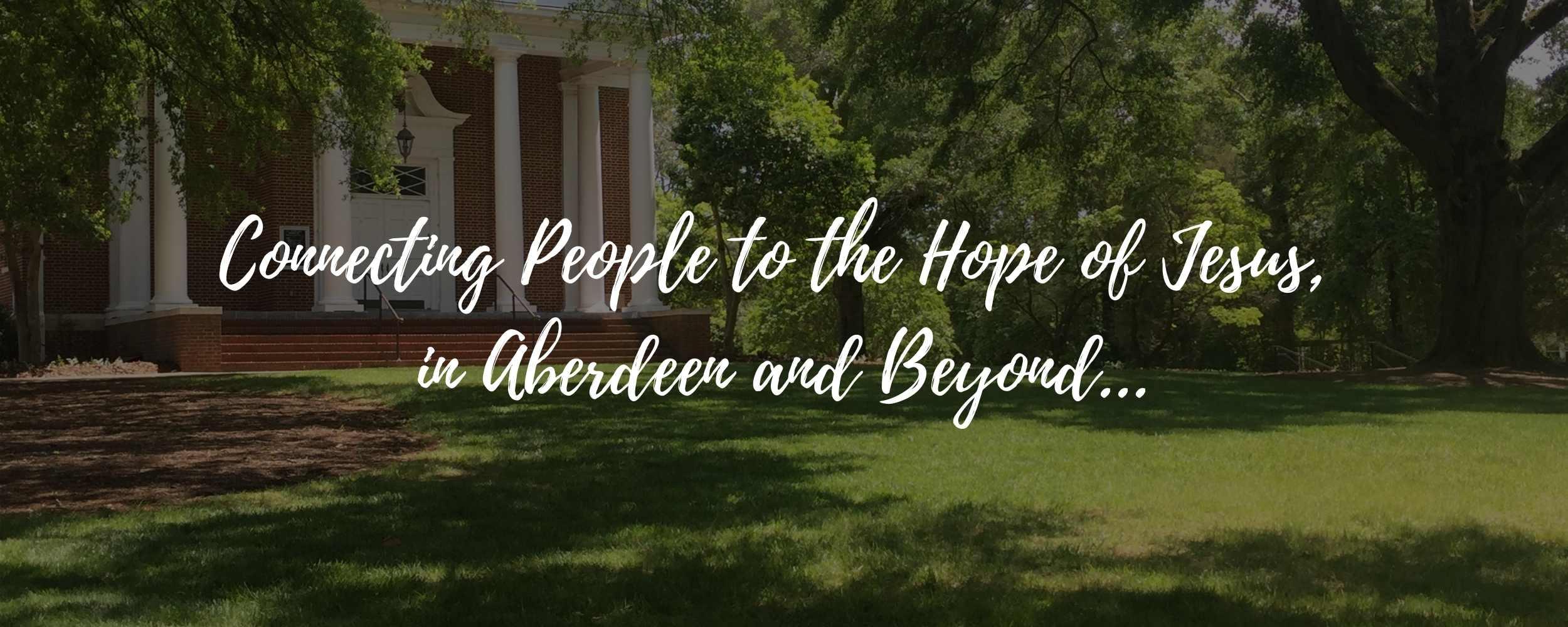 Aberdeen First Baptist Church, Moore County, NC